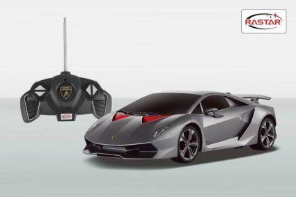 Машина на р/у Lamborghini Sesto Elemento, 1:18 53700