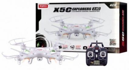 Квадрокоптер SYMA Х5С с видеокамерой