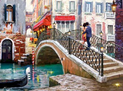 200559 Мост, Венеция Castor Land