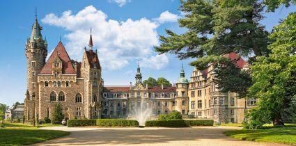 4000 деталей 400027 Замок, Польша Castor Land