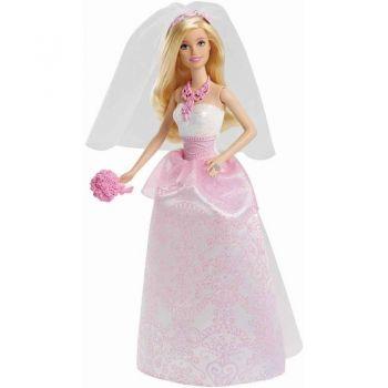 Кукла Барби Сказочная невеста Barbie CFF37