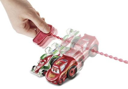 Маттел Cars Disney машинка с пусковым ус BFL81