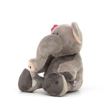 Слониха,сидячая 50см 36609