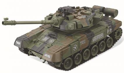 "Zhorya танк 1:20""Т90"" на Р/У с акум.стре X75878"