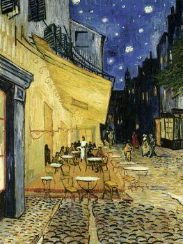 Пазл Ravensburger «Ван Гог. Терасса ночного кафе» 1000 шт, арт. 15373