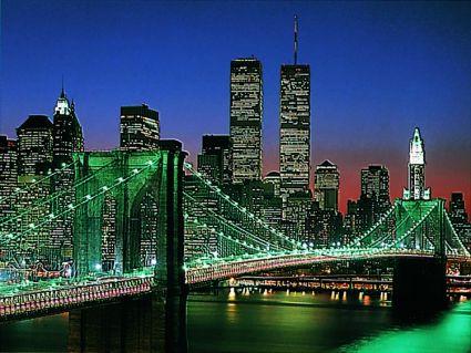 Пазл Ravensburger «Бруклинский мост» 2000 шт, арт. 16609