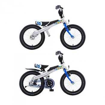 "Беговел-велосипед (2 в 1) Rennrad 16"""