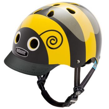 Шлем Nutcase Little Nutty Bumble Bee-XS