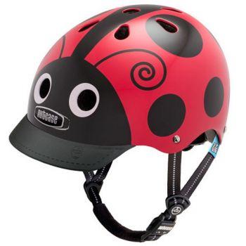 Шлем Nutcase Little Nutty Lady Bug-XS
