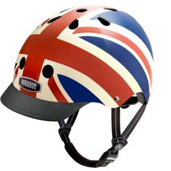 Шлем Nutcase Little Nutty Union Jack-XS