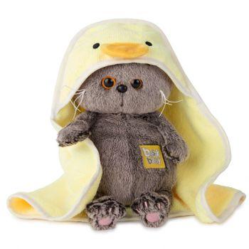 Басик BABY в полотенце с капюшоном BB-011