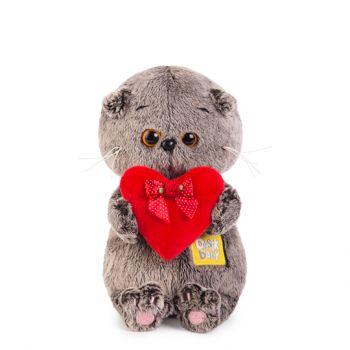Басик BABY с красным сердечком ВВ-016