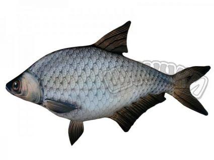 """Антистрессовая игрушка """"Рыба Лещ"""" 91х46см"""