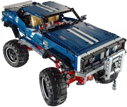 Lego Technic 41999 НОВЫЙ Эксклюзивный внедорожник 4х4