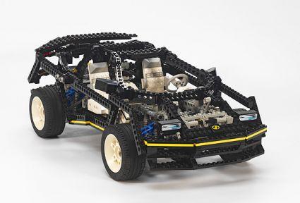 Lego Technic 8880 Супер машина