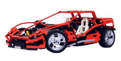 Lego Technic 8448 Уличная сенсация