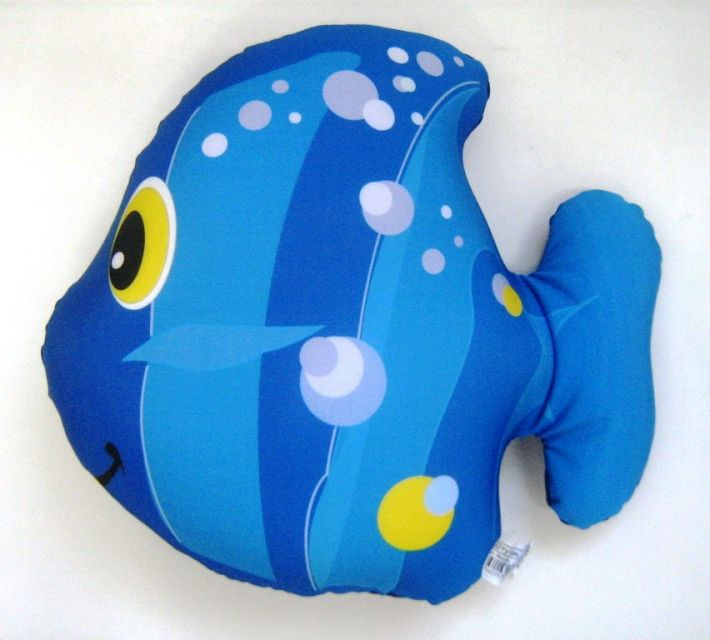 Лоскутные игрушки своими руками, Рыбы из ткани