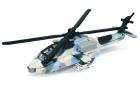 "Вертолет ""Apache"" свет/звук No.8120, 22 см, инерц, вращ пропеллер"